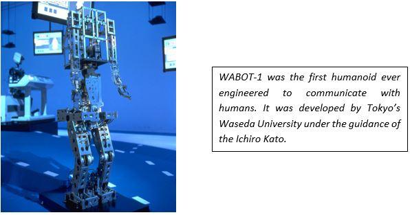 WABOT-1 Humanoid