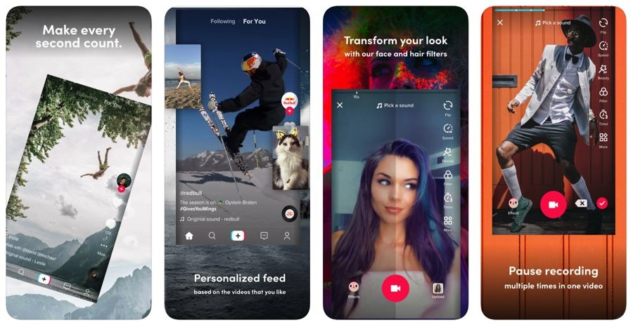 Influencer marketing on tiktok