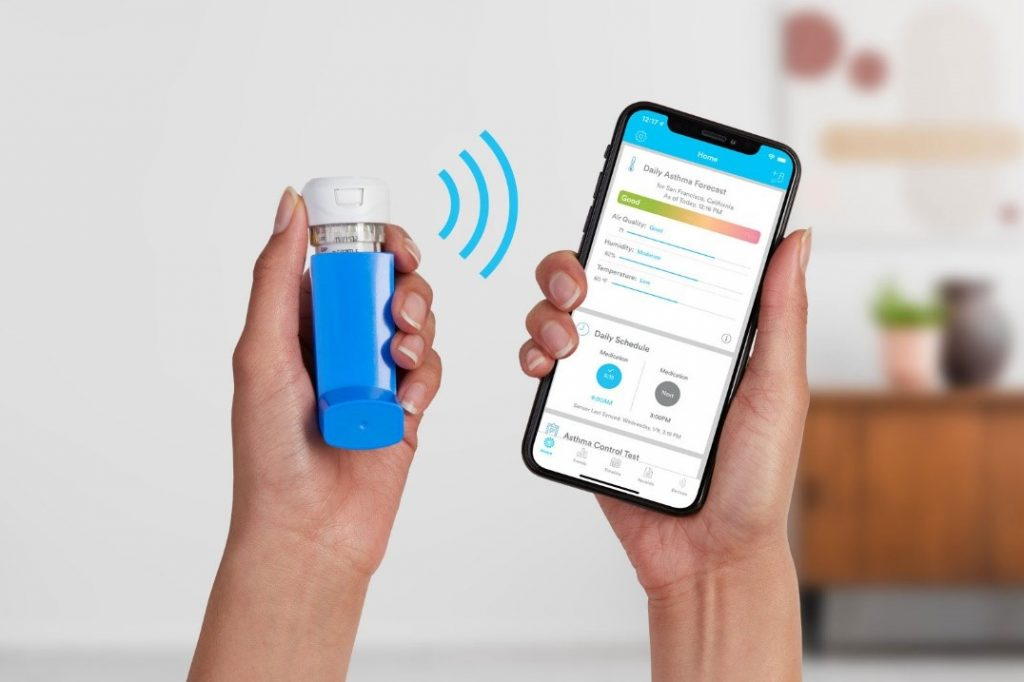 Connected Inhalers