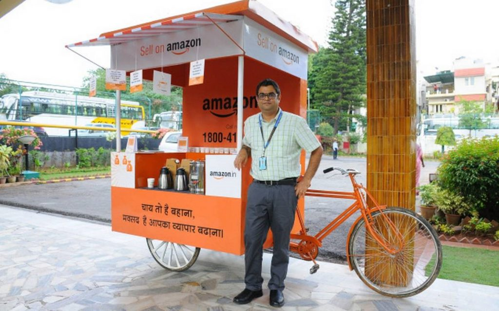 The chai cart story