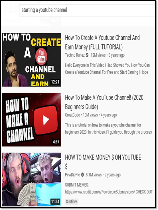 Create a Compelling Thumbnail