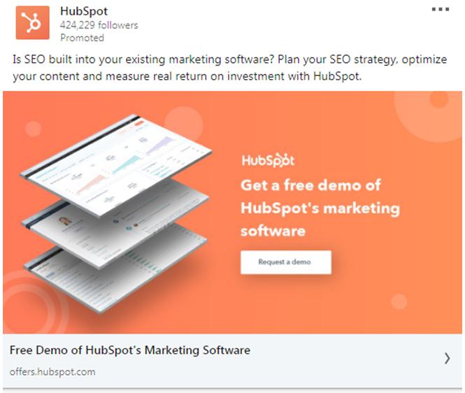 Hubspot marketing soultions
