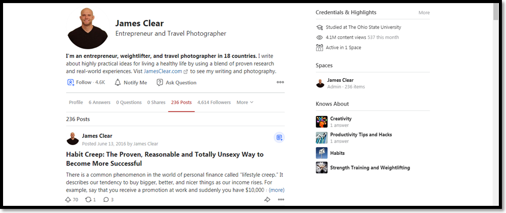 Start a Blog to Repurpose your Content