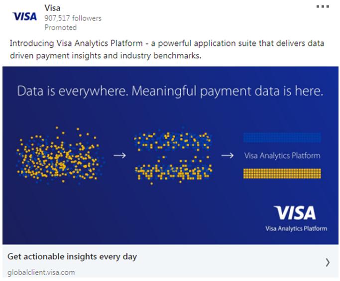 Visa Analytics Platform