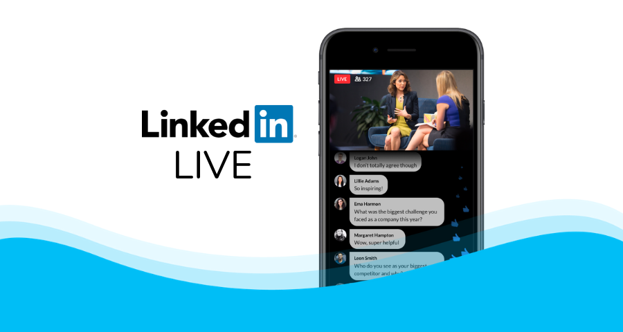 What is Linkedin Live
