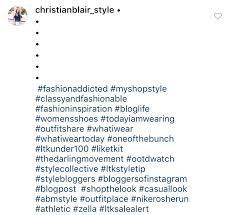 Content-Hashtags