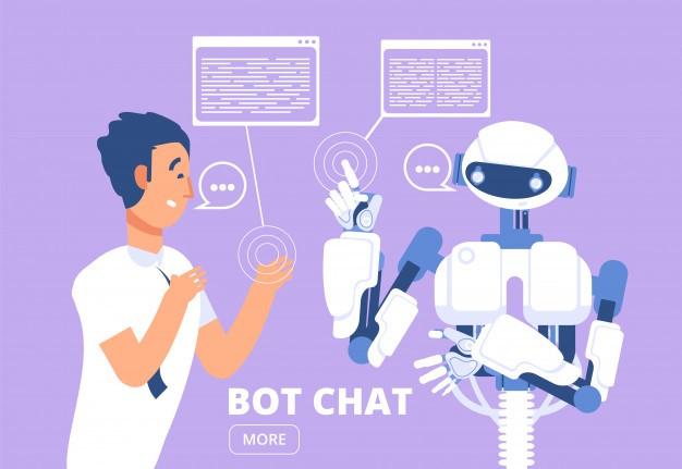 human chatbot conversation