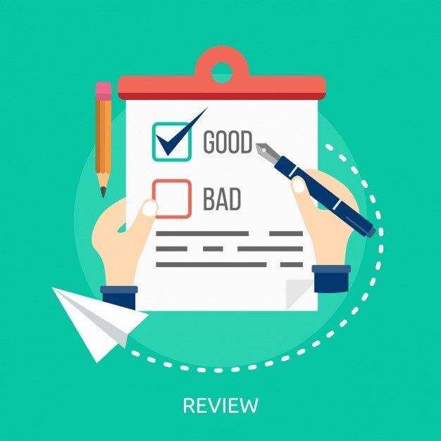 work on the bad reviews