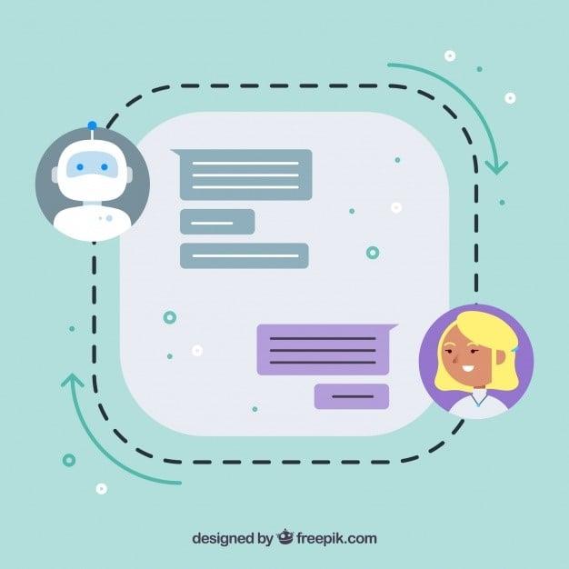 chatbot conversation