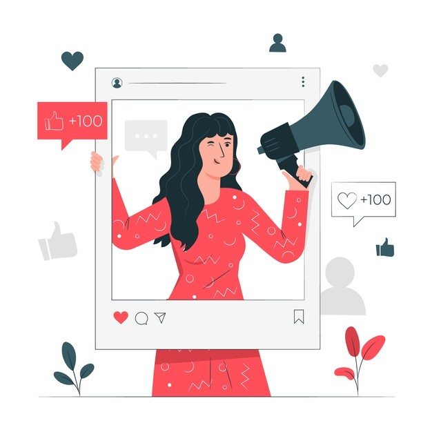 social media influencers boost online reputation