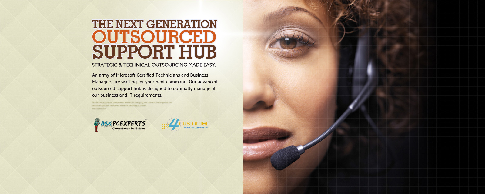 Call Center Services - Go4customer